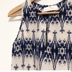 Amanda Uprichard Tops - Amanda uprichard. Silk tank blouse.